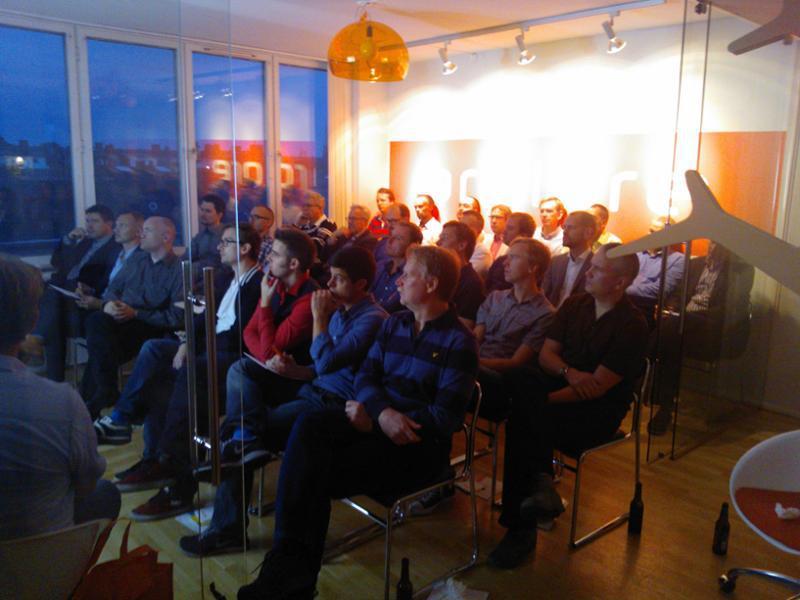 Bild Prestandaforum Stockholm 2013-10-09